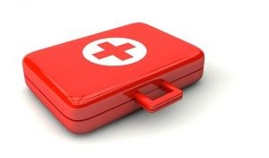 A first aid kit that you need to have by hand if you make some of the moving day errors to look out for.